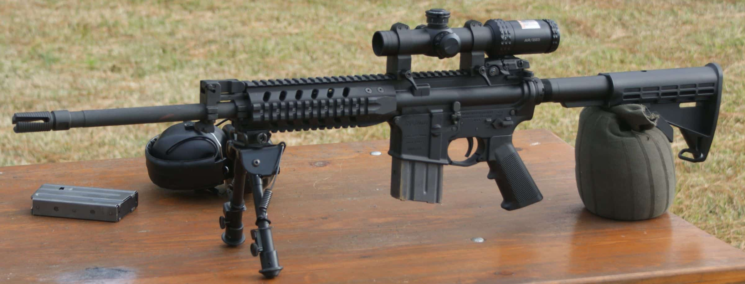 ar 15 scopes