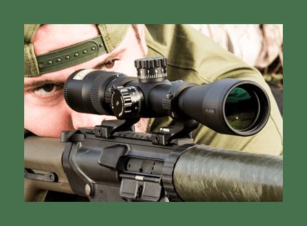 Nikon P-308 4-12x40 Riflescope