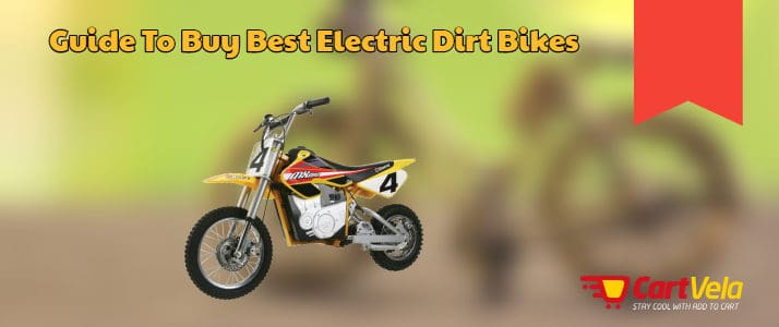 Best Electric Dirt Bike
