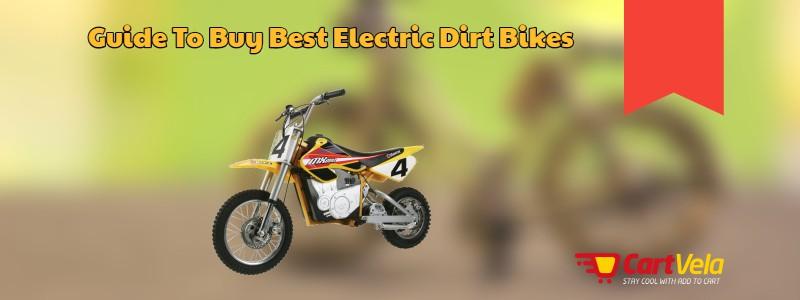 Best Electric Dirt Bike