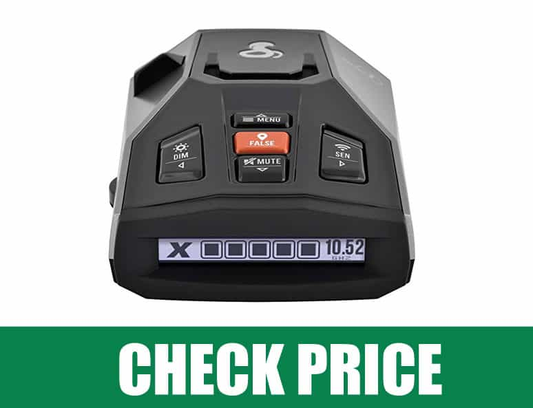 500G RAD by Cobra (Best Affordable  radar Detector )