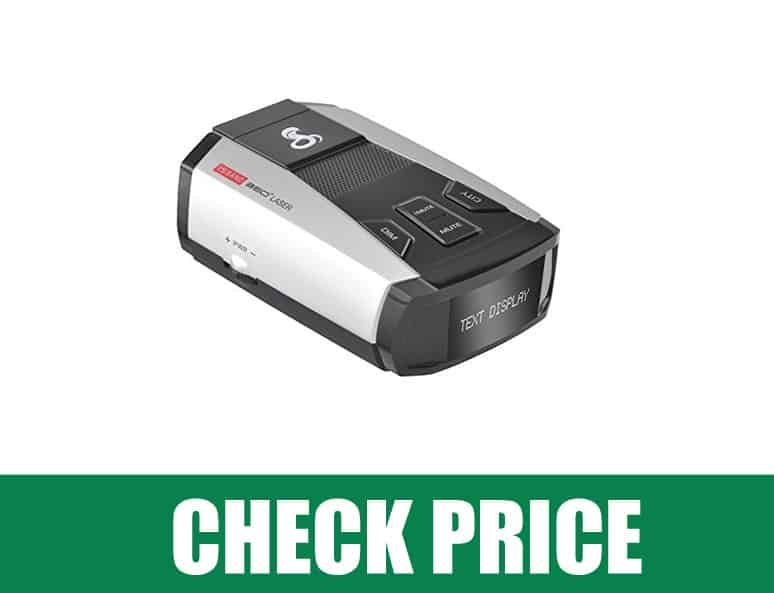 Cobra Electronics model SPX 7700 (Best  Ultra-low-noise Radar Detector )